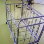 oprema za telovadnice - voziček za žoge alpin 1