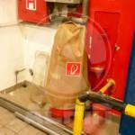 talne označbe - Tla v proizvodnji - označba prostora za gasilne aparate (1)