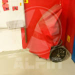 talne označbe - Tla v proizvodnji - označba prostora za gasilne aparate (2)